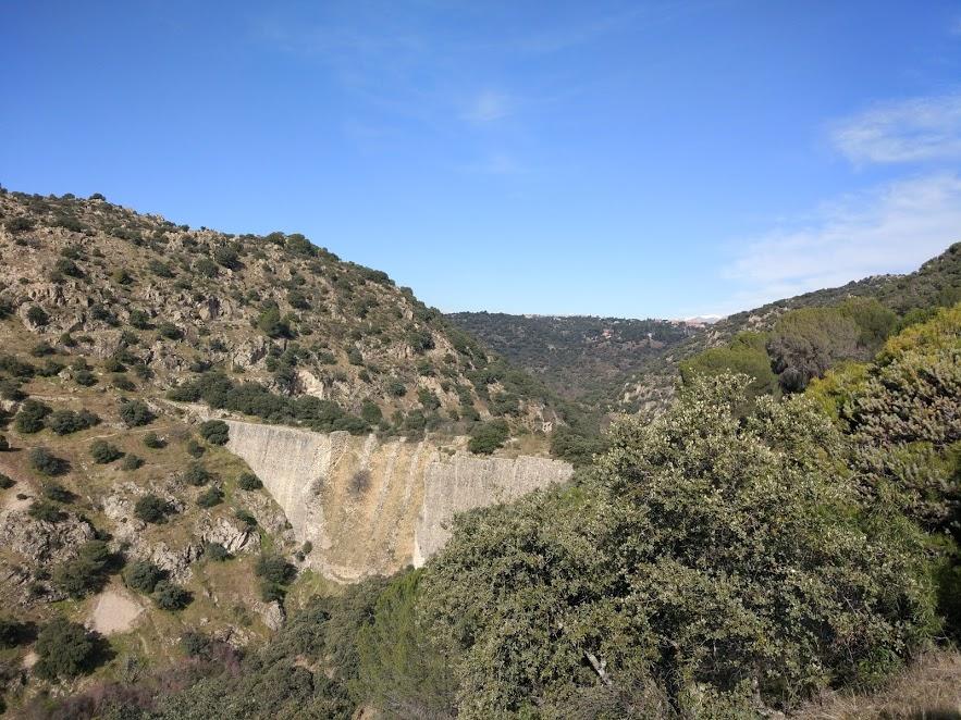 Ruta desde la Torre de los Lodones a la Presa del Gasco #caminatasdedomingo