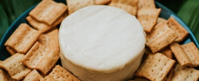 quesos de anacardos