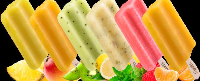 helados naturales
