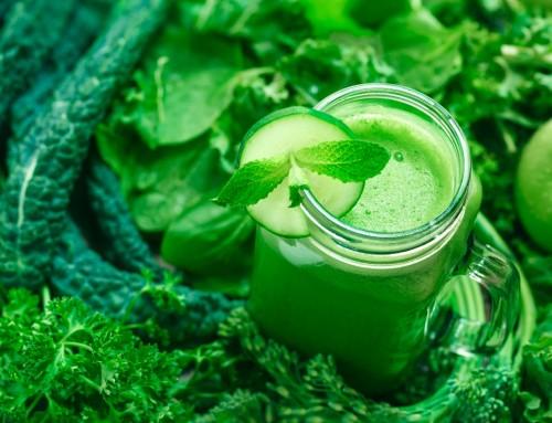 Clorofila líquida, salud verde para tu cuerpo