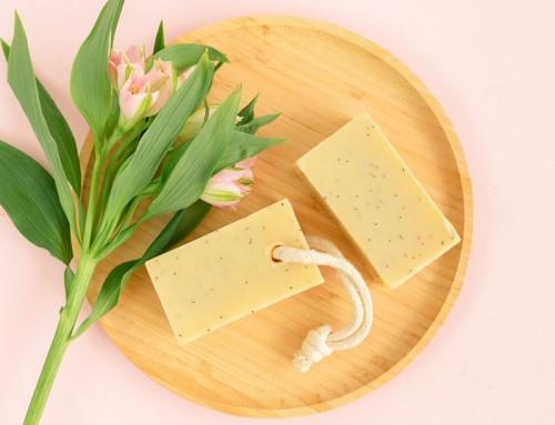 Jabón natural, vuelve a las esencias