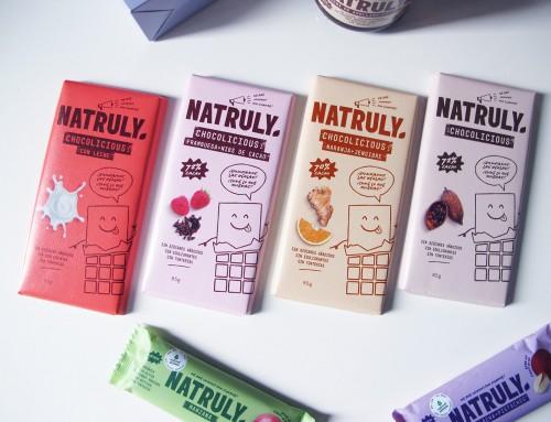 Chocolates naturales sin tonterías
